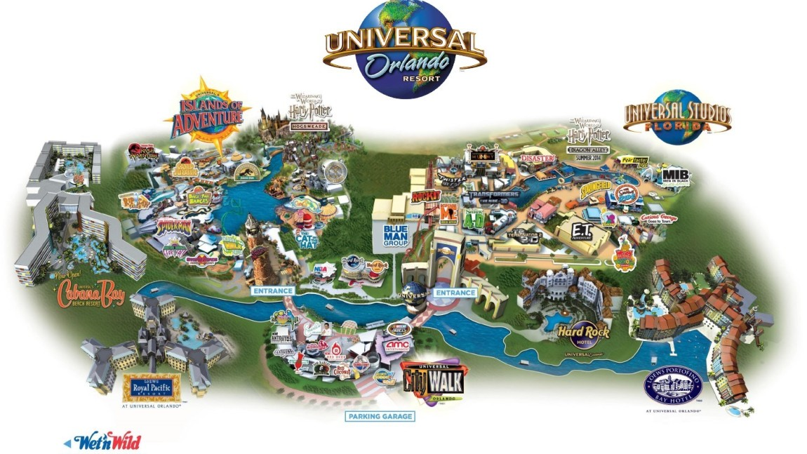 Exclusive Benefits for On-Site Universal Resort Hotel Guests
