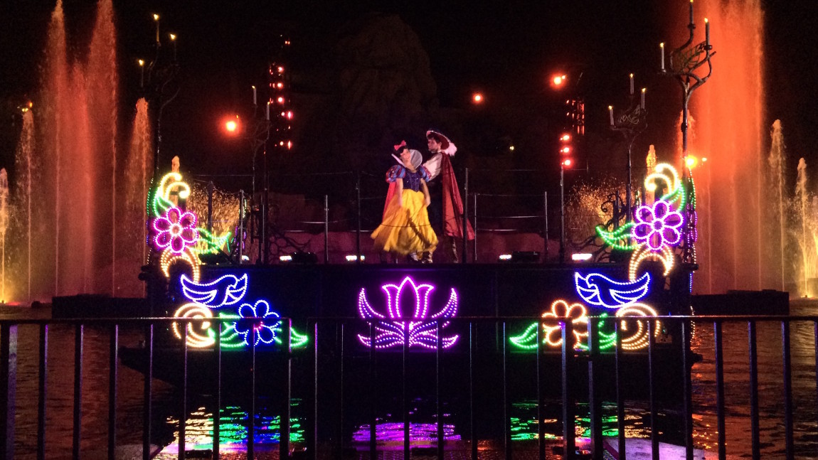 "Watch ""Fantasmic!"" Live from Disney's Hollywood Studios on the Disney Parks Blog"