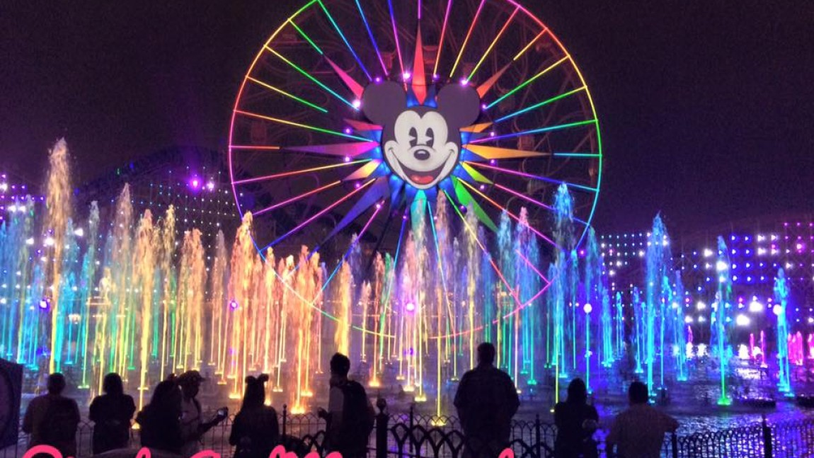 """""""World Of Color"""" Dessert Party Reservations Open Now"""