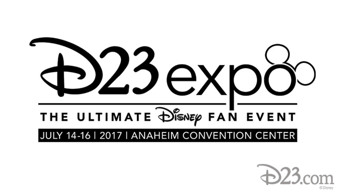 D23 Announces The 2017 Expo Dates!