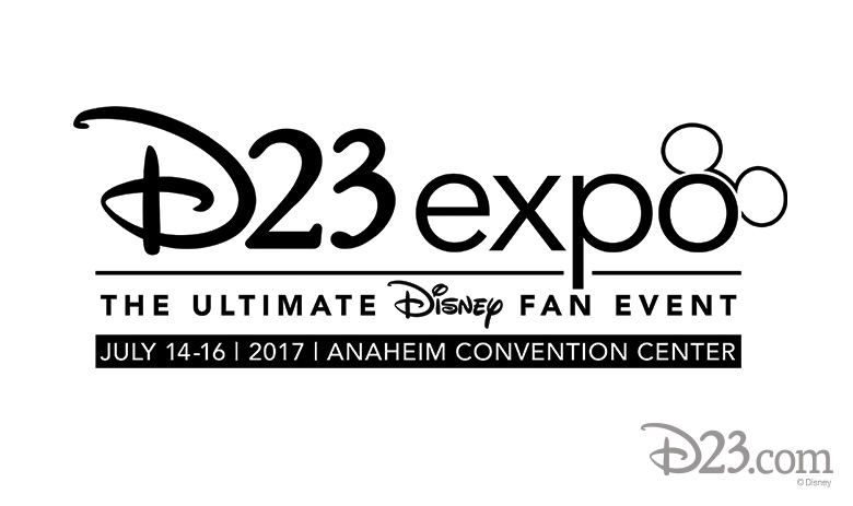 D23 Announces The 2017 Expo Dates!
