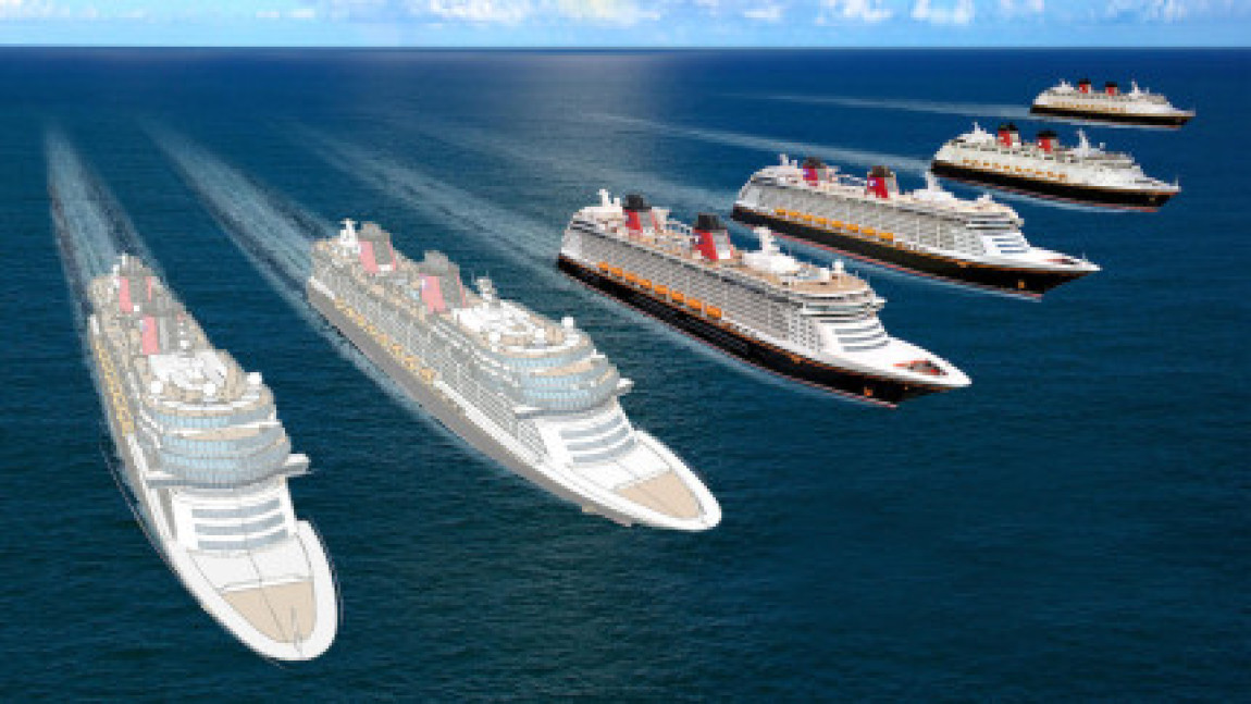 DCL Is Planning Two New Cruise Ships!