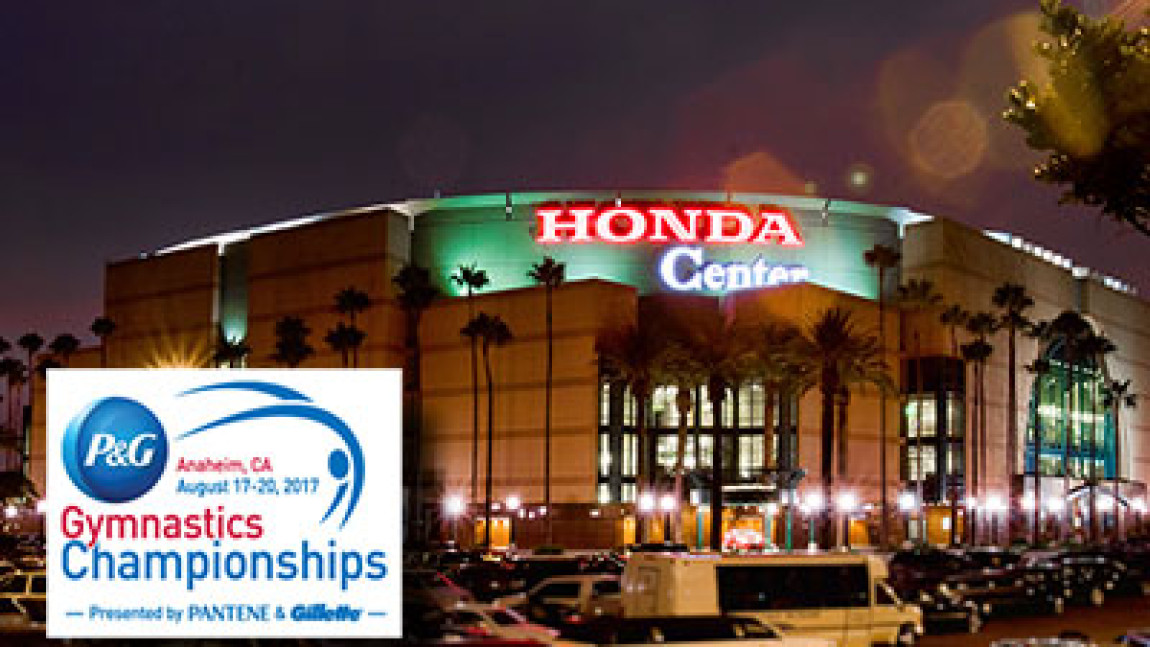 2017 P&G Championships Coming to Anaheim