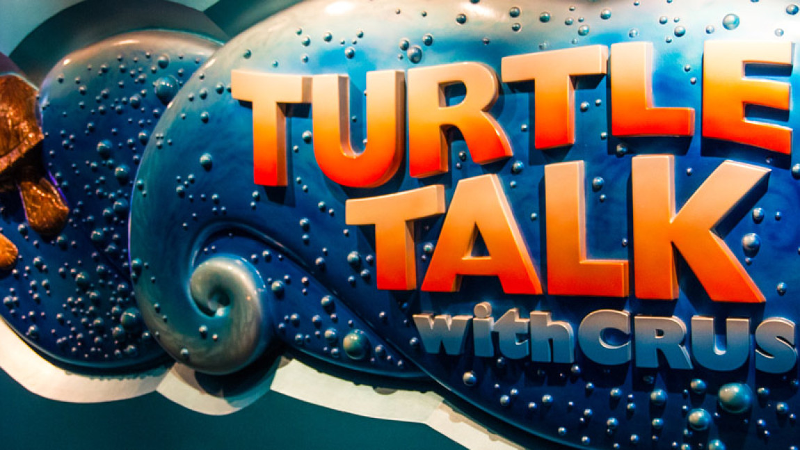 "Dory Is Giving ""Turtle Talk With Crush"" A Makeover"