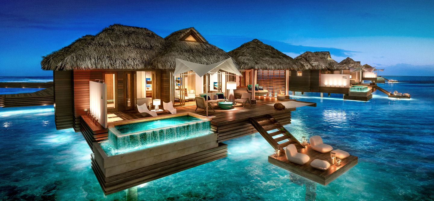 bf214c8cc Visit The New Over-the-Water Suites at Sandals Royal Caribbean ...