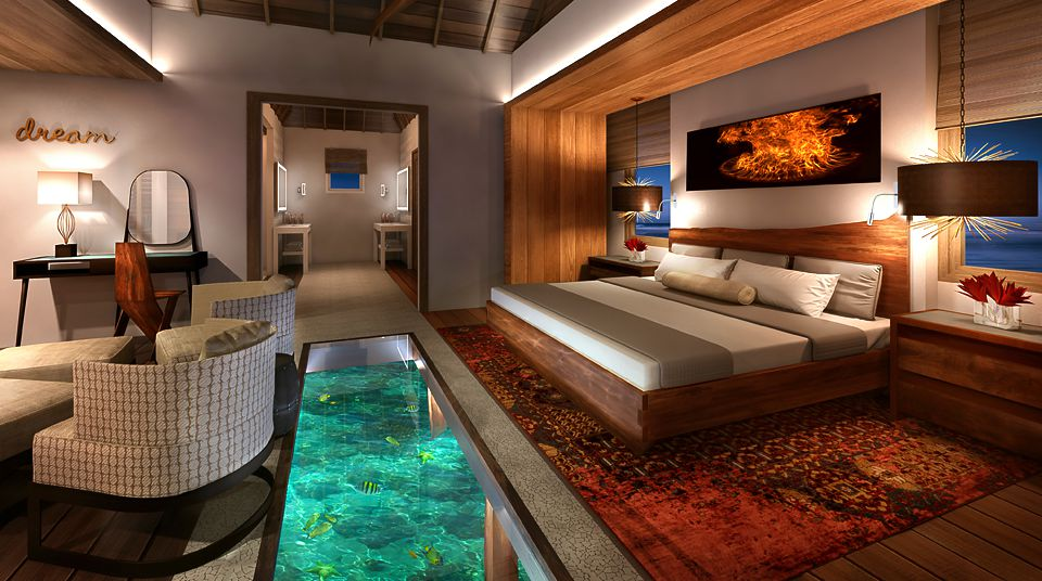 Visit The New Over Water Suites At Sandals Royal Caribbean