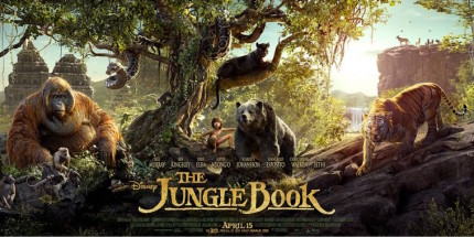 Previews of 'The Jungle Book' Are Coming To Disney Parks This Month!