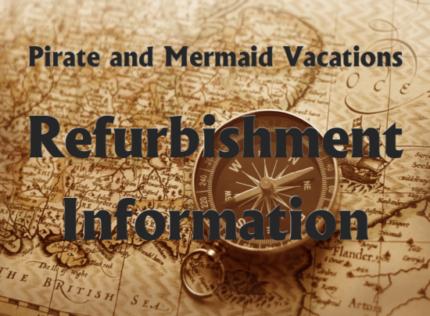 Walt Disney World Resort Refurbishment Information Released 8/16/16