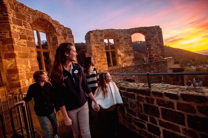 2017 Adventures by Disney® Itineraries Coming Soon