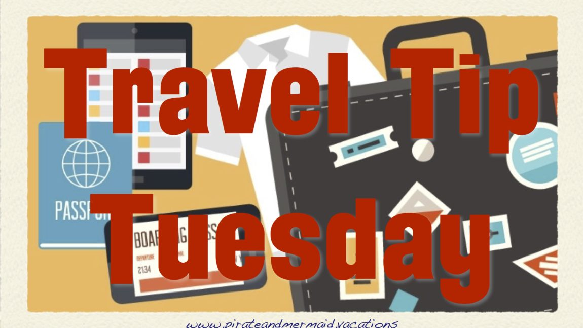Travel Tip Tuesday: Items To Make Cruising Easier