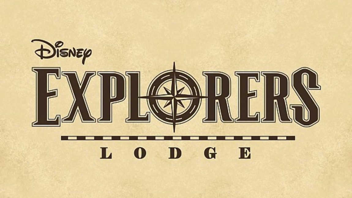 Hong Kong Disneyland Resort's New Disney Explorers Lodge Opening On April 30