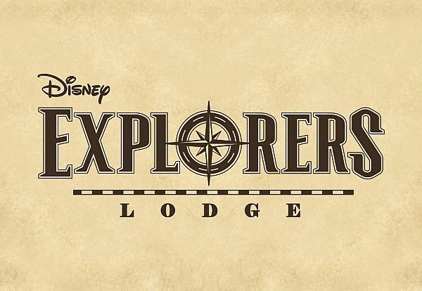 Hong Kong Disneyland Resort's New Disney Explorers Lodge Opening On April 30