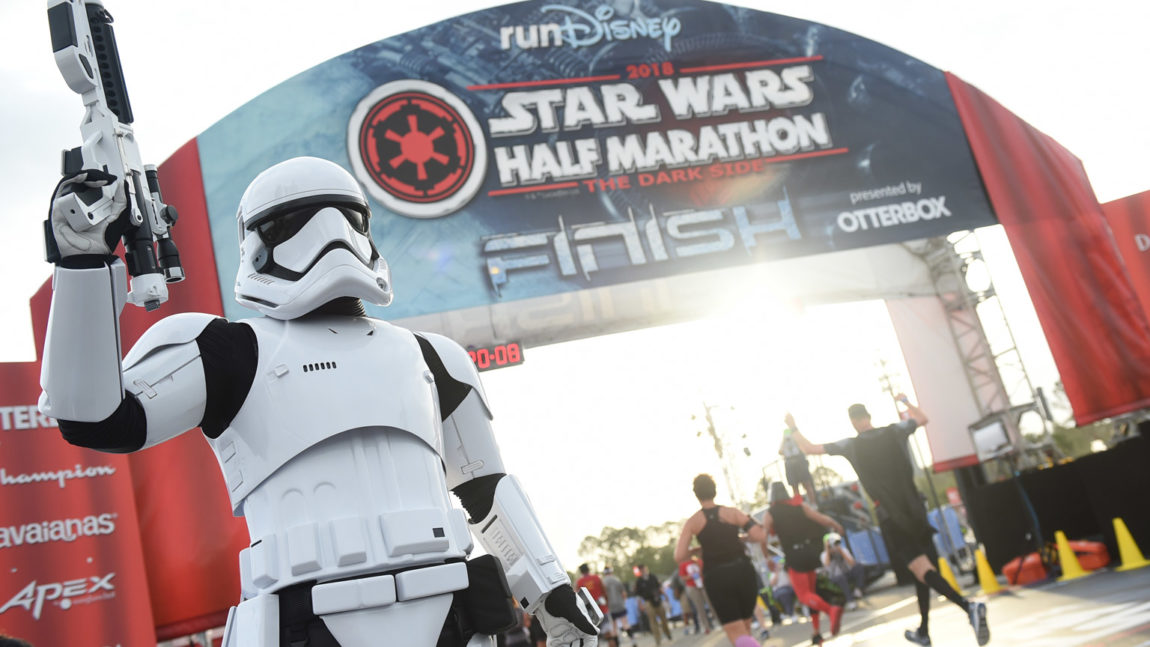 REGISTER NOW FOR THE 2020 Star Wars Rival Run Weekend