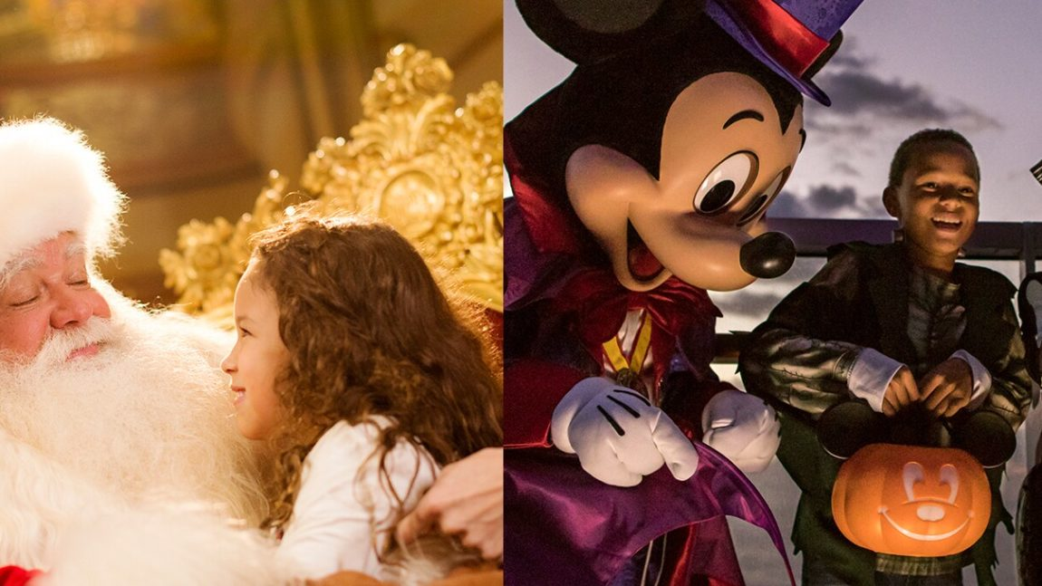 Disney Cruise Line Has Released Their 2020 Fall Itinerary
