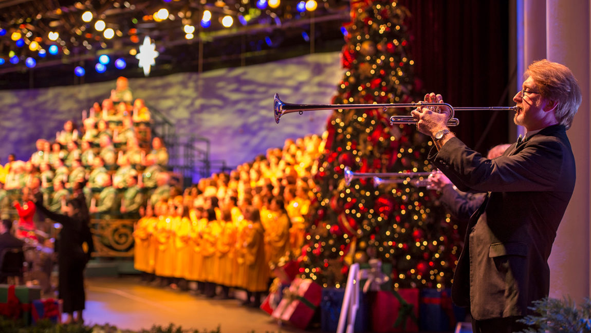 Several Candlelight Processional Narrators and Dining Package Information Announced