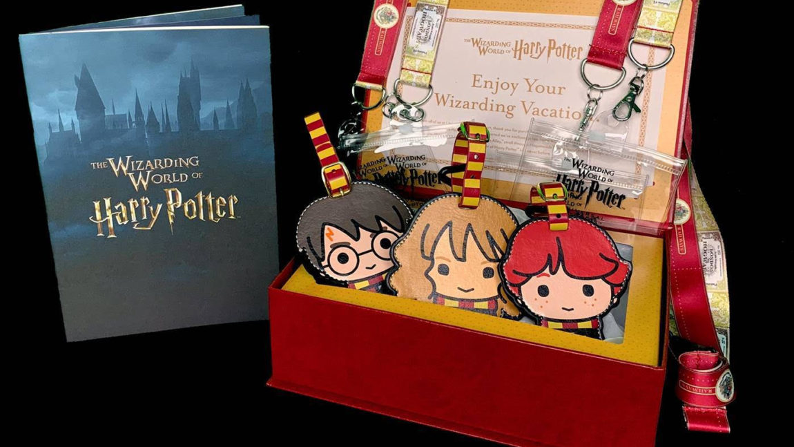 Universal Orlando Announces a new Exclusive Wizarding World of Harry Potter Vacation Package