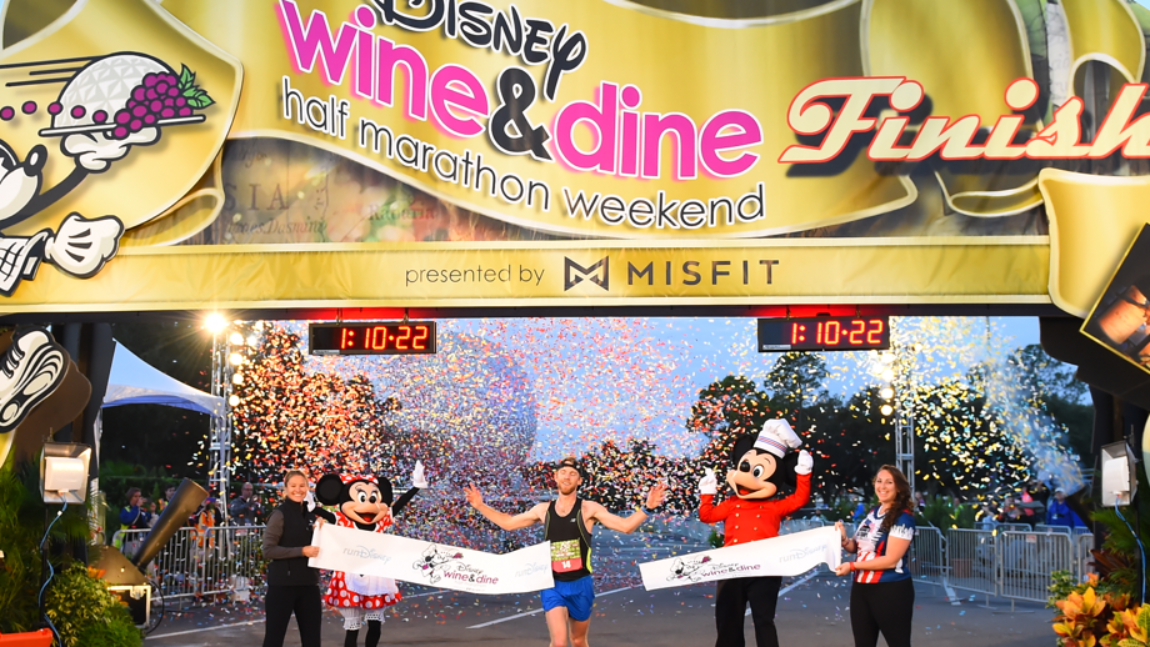 Book you 2020 runDisney Wine & Dine Half Marathon Package Today!