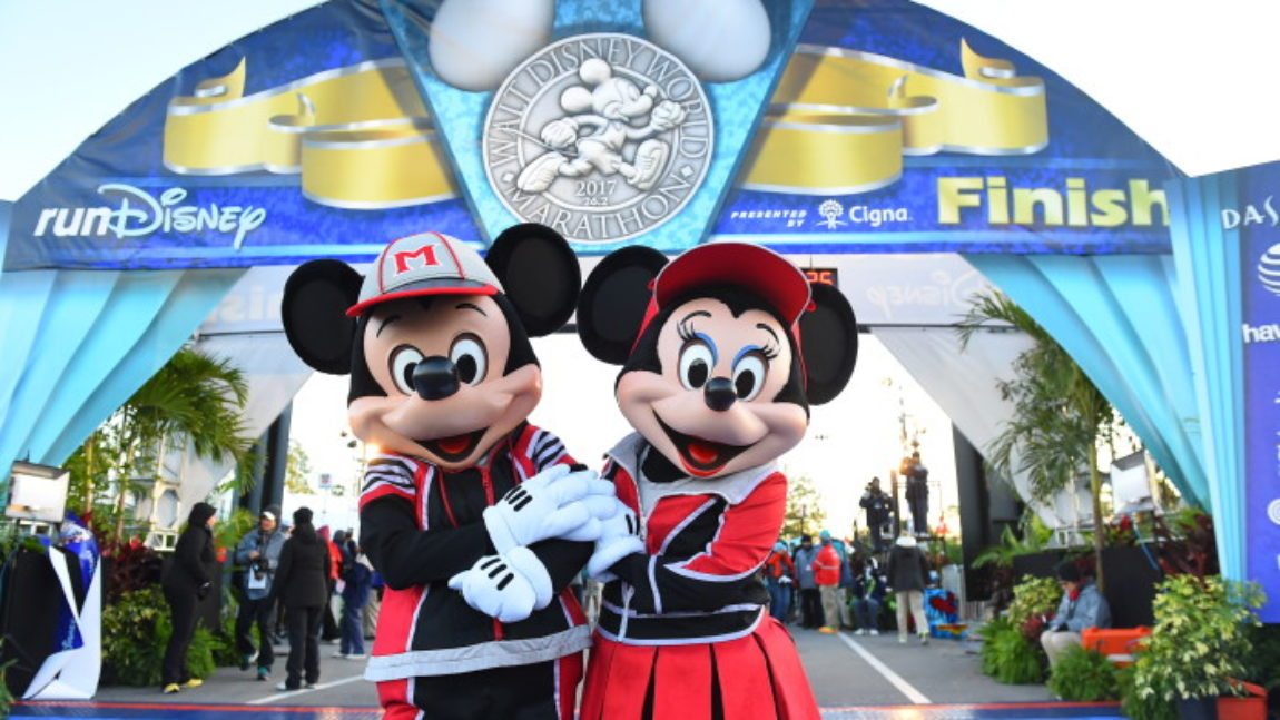 BOOK YOUR 2021 RUNDISNEY WALT DISNEY WORLD MARATHON PACKAGE TODAY!